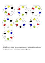 Strategiespiel/Wabenspiel