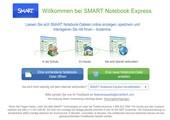 Smart Notebook Express 1 - Wörter eingeben