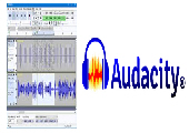 Audacity 01 - Mikro-Aufnahme machen.