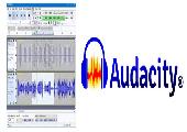 Audacity 02 - MP3 in Audacity öffnen