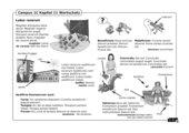 Illustrierte Wortschatzübung zu Campus 1, Ausgabe C, Kapitel 11