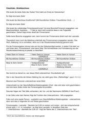 Checkliste DIN 5008 Briefabschluss