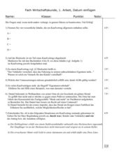 Arbeit Wirtschaft Kaufvertrag BFH