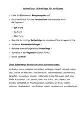 Plätzchenrezepte - Materialsammlung