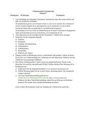 Klassenarbeit Sozialkunde Kl.9 Gy