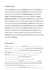 Lerntext bzw. Test zum Thema