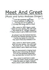 Meet And Greet - Lyrics