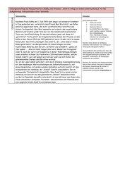 Kafka, Der Prozess - Erste Untersuchung Textinterpretation Musteraufsatz