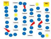 Wiederholungsspiel Cataluña - Spielfeld