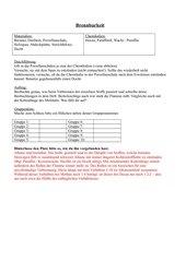 Stationenarbeit zu Eigenschaften der Alkane Kl.9 RS