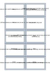 Aufgaben für den Papp-Computer