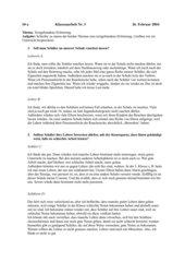 klassenarbeit zum thema textgebundene errterung - Textgebundene Erorterung Beispiel Klasse 12