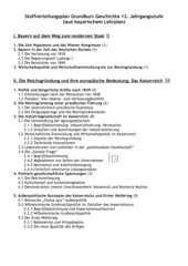 Stoffverteilungsplan Grundkurs Geschichte 12. Klasse