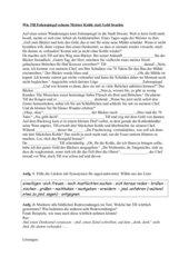 Eulenspiegel - Wortfeld sagen - Redewendungen