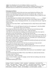 Eulenspiegel-Geschichten überarbeiten