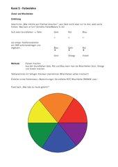 UR Farbenlehre Klasse 5