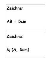 Symbolschreibweisen Grundlagen der Geometrie