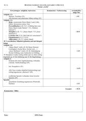 Deutsch Arbeitsmaterialien Klassenarbeitentests 4teachersde