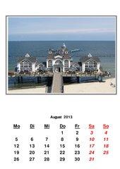 Kalender 2013 - Brücken, Teil 2