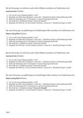 Test Mendel 1 und 2 Kl 10