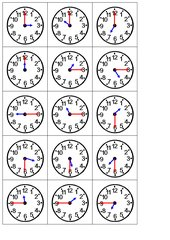 Uhrzeit lernen - go-man.eu
