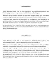 Info Text zum Künstler Johnny Bulunbulun