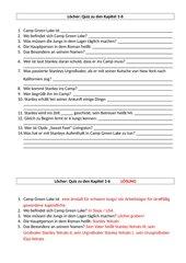 Löcher: Quiz zu Kapitel 1-6