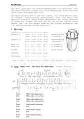 Kpanlogo-Rhythmus für Trommel-AG