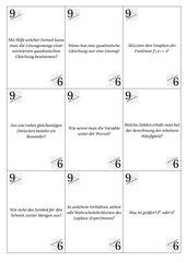 45 Quizfragen für die 9. Klasse