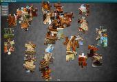 Puzzle_Keramik aus Rjasan_Russland