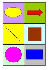 Flashcards - Shapes