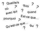 Folie Fragewörter Französisch Wiederholung Fragewörter