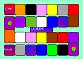 Colours  -  Board Game