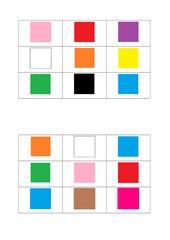 Farben Lotto