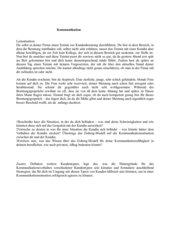 Kommunikation Eisberg Modell