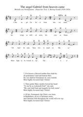 Lustige Weihnachtslieder.Musik Arbeitsmaterialien Weihnachtslieder 4teachers De