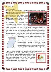 Adventskalender 2013  -  Zusammenstellung Teil 2