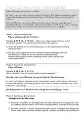 Schreibaufträge zu Max Frisch: Homo faber