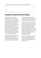 Zeitungsartikel: Französische Revolution und Frauenclubs