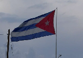 Flagge von Cuba
