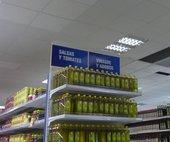 Supermercado en Cuba