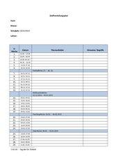 Stoffverteilungsplan - blanko - 2014/2015 BW