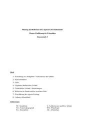 Einführung der Primzahlen