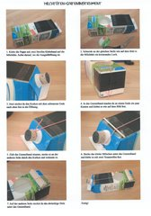 Bau einer Milchtütengitarre