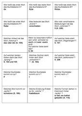 Spiel zum Wörterbuch Lexi-Wörterschatz