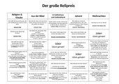 Quiz - Der große Relipreis