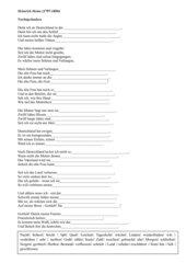 Gedicht heine belsazar