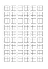 Bingo blanko