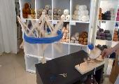 Wickelmaschine für Wollstränge