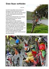 Einen Baum verkleiden